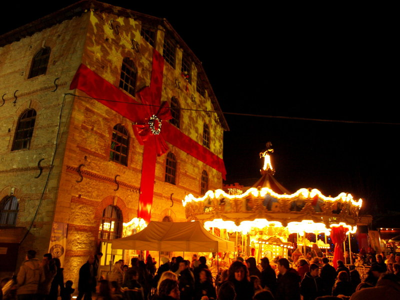 Christmas in Trikala