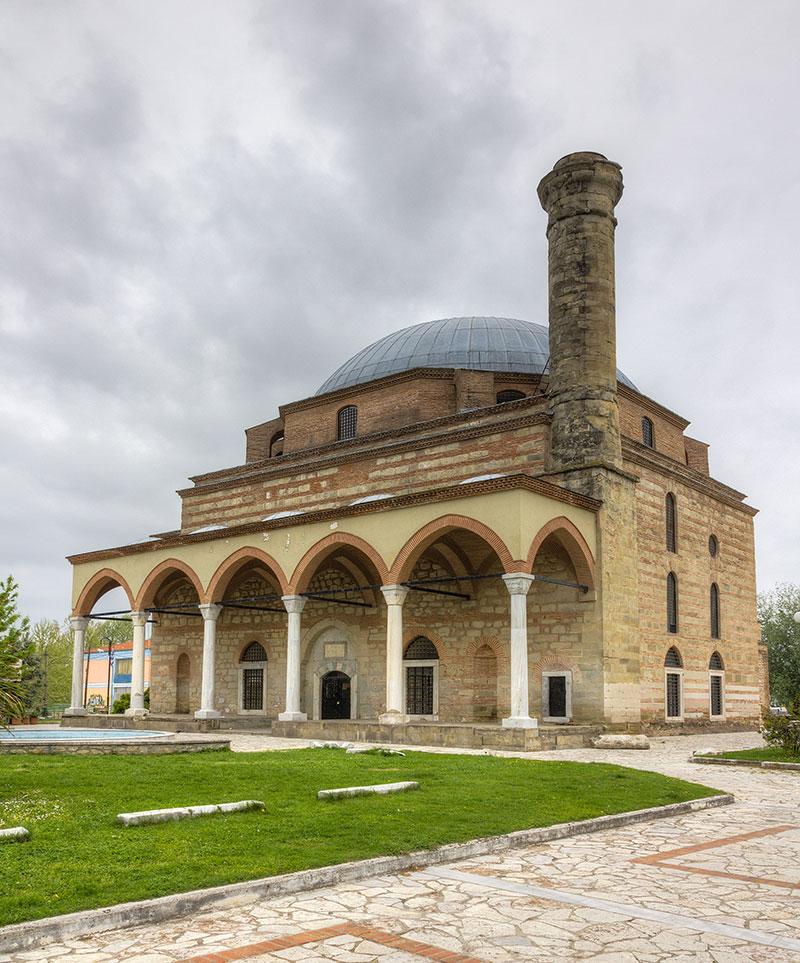 Osman Shah Mosque, Trikala