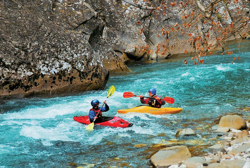 River Sports, Pyli