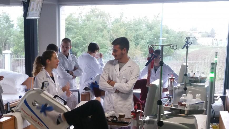 Στη ΜeteoraNEPHROLIFE οι νεφροπαθείς μπορούν να ασκούνται κατά τη διάρκεια της αιμοκάθαρσης